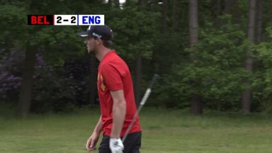 Golf's WC penalty shootout