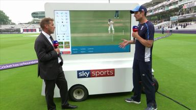 Alastair Cook - Day 1 Thoughts
