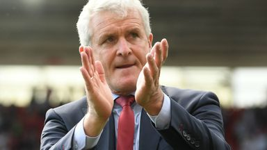'Hughes fits like a glove'