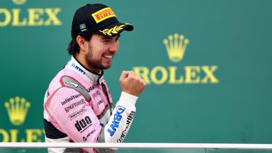 Is Perez F1's most underrated driver?