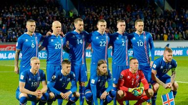 World Cup Countdown: Iceland