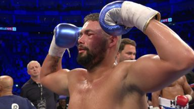 Bellew repeats in style