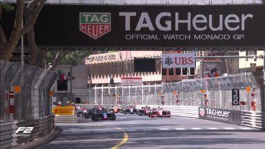 F2 Feature Race: Monaco