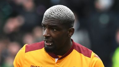 Kipre grateful for Motherwell chance