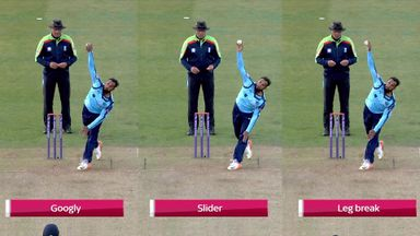 Rashid's rhythmic return