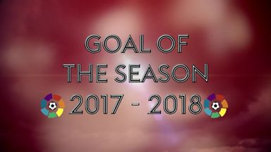 La Liga: Goals of the Season