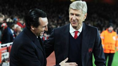 Emery: I learned from Wenger