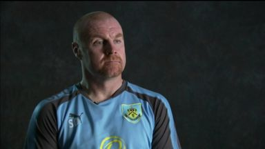 Dyche can't wait for European football