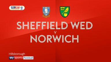 Sheffield Wednesday 5-1 Norwich City