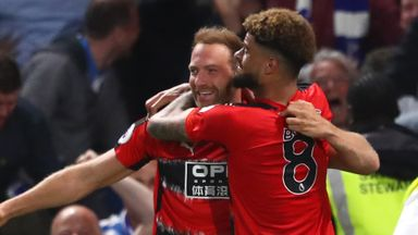 Chelsea 1-1 Huddersfield