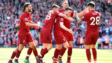 Liverpool 4-0 Brighton