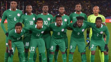 World Cup Countdown: Nigeria