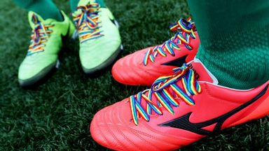 Charlton host LBGTQ+ football tournament