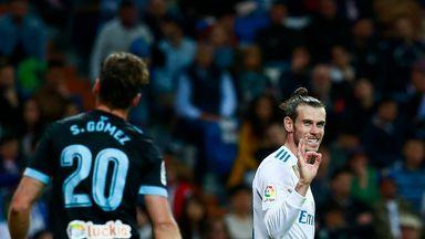 Real Madrid 6-0 Celta Vigo