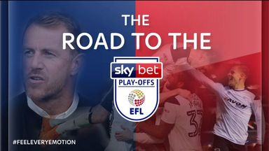 Derby's road to the play-offs