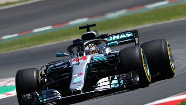 Mercedes in Spain analysed