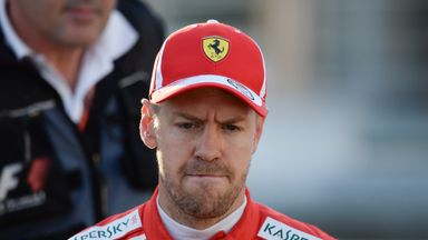 Vettel: Three-way title battle