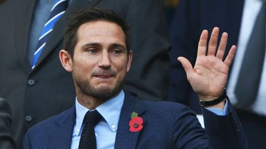Lampard: Great opportunity for me