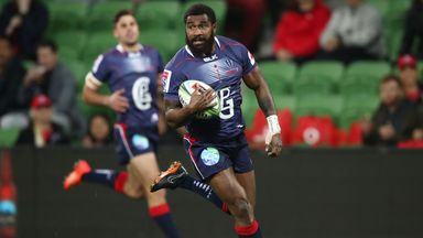 Rebels 40-13 Sunwolves