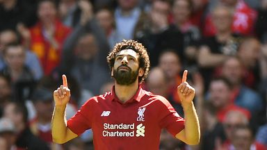Giggs: Salah some way behind Ronaldo