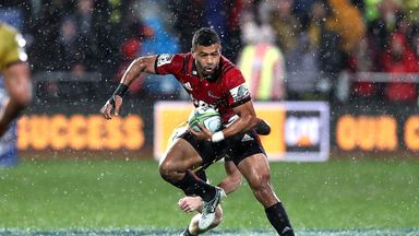 Crusaders 24-13 Hurricanes