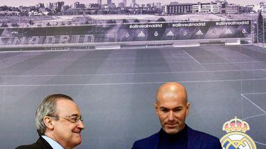 Balague reacts to Zidane exit