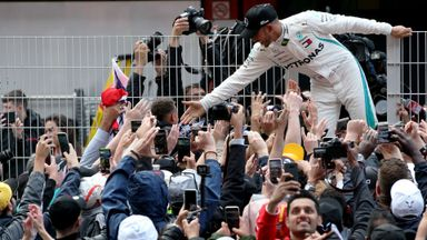 F1 Report: Hamilton's resilience