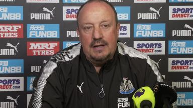 Benitez targets top 10 finish