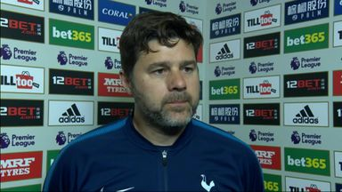 Pochettino disappointed with finishing