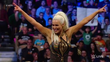 Lana scores first singles victory