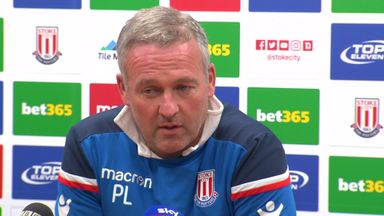 Lambert warns Stoke stars on exit