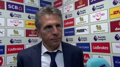 Puel: Important to bounce back