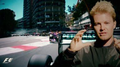 Rosberg's memorable lap of Monaco