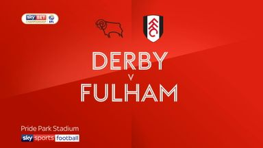 Derby 1-0 Fulham