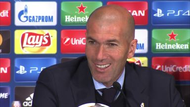 Zidane: Ronaldo has to stay