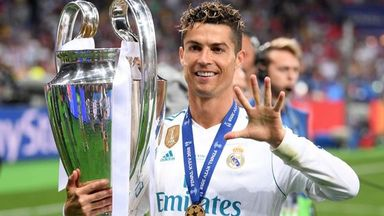 Ronaldo casts doubt over Real future