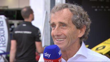 Prost on Senna's 'Monaco lap'