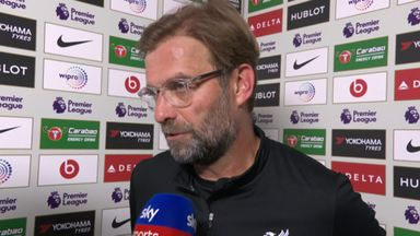 Klopp: Performance good enough for point