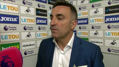Carvalhal defends record