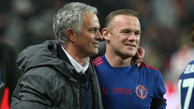 Jose: Rooney's PL career perfect