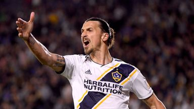 Zlatan still 'learning' in MLS