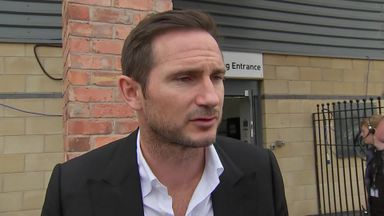 Lampard: I can't wait to get started