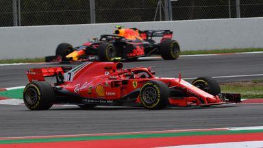 Race Recap - Spain