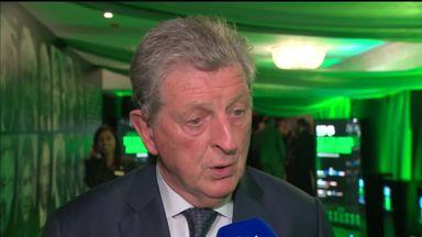 Hodgson backs Southgate approach