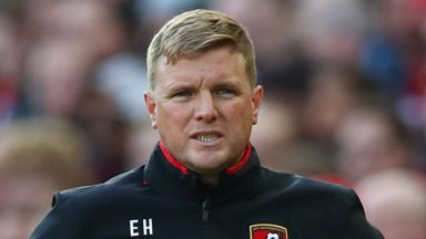 Howe frustrated with Cherries' form