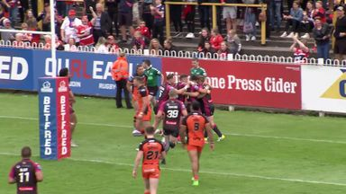 Castleford 24-24 Hull KR