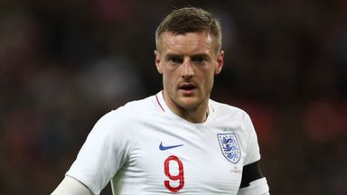 Vardy: I'm ready to play