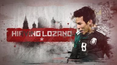 Russia 2018 – One to Watch – Lozano