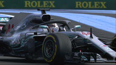 Hamilton wins in France