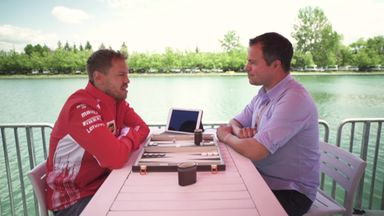 Seb and Ted: Extended Interview